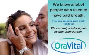 Bad Breath Treatment >> Oravital Bad Breath Treatment Deacon Dental Family
